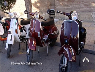 II Scooter Rally Club Vespa Totale